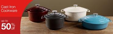 cast iron cookware procook