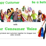 Consumer Voice Happy Shoppers
