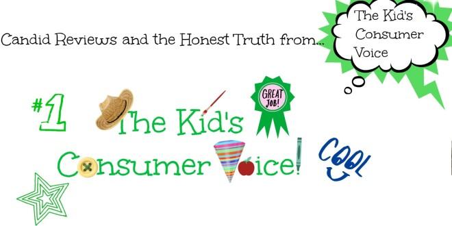 Kid's Consumer Voice