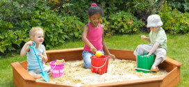 Plum Products Sand Pit