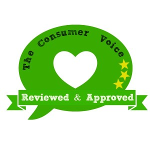 Reviewed and Approved by The Consumer Voice