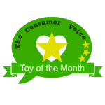 Top toy award of the month