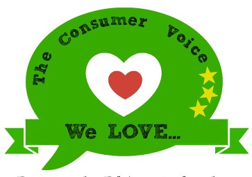 Product Awards from the Consumer Voice