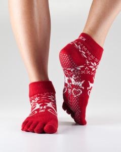 Socks_Grip_AnkleFT_ Oh Deer