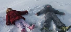 Free Snow Games to Play with the Children