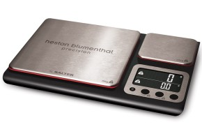 Heston Blumental Precision scales