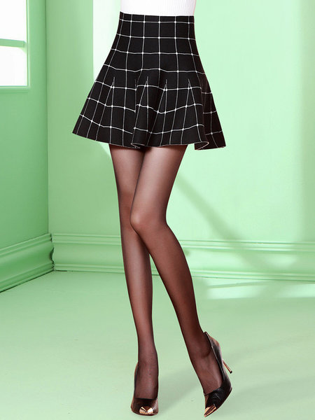 plaid-mini-skirt